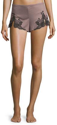 Josie Natori Charlize Lounge Tap Shorts