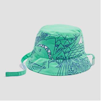 Joe Fresh Baby Boys Print Swim Hat