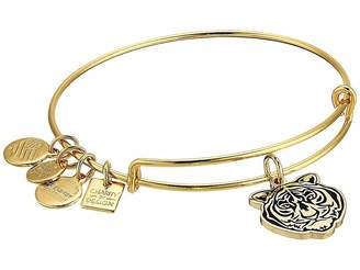 Alex and Ani Charity By Design Tiger Head Bangle