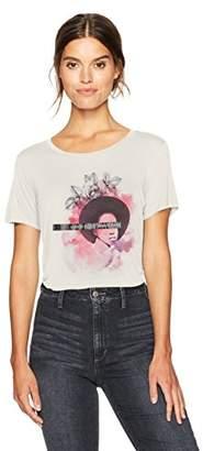 Armani Jeans Women's Printed Graphic Tshirt