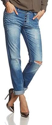 Cipo & Baxx Women's Jeans - Blue