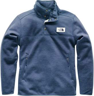 The North Face Sherpa Patrol 1/4-Snap Fleece Pullover Jacket - Men's