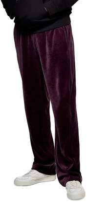 Topman Velour Pants