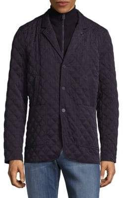 Robert Graham Codussi Quilted Coat