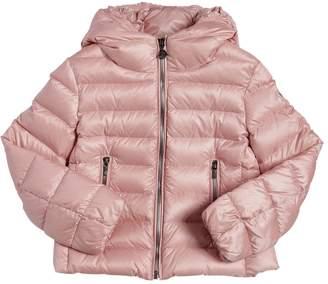 Moncler Adorne Nylon Down Jacket