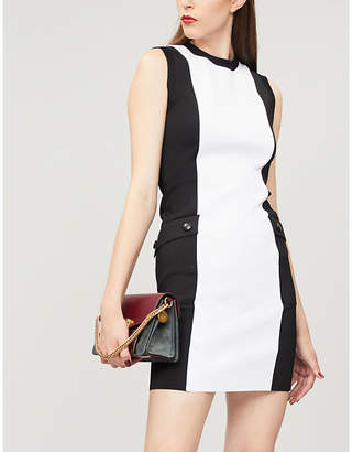 Givenchy Sleeveless knitted mini dress