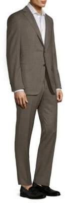 Pal Zileri Wool Regular Fit Suit