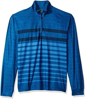 PGA TOUR Men's Elements Long Sleeves 1/4 Zip Pullovers