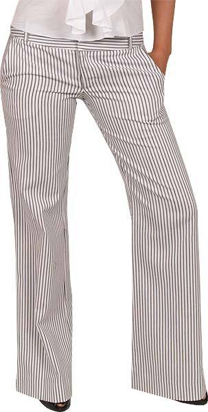 Nautical Striped Pants