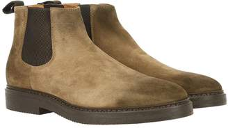 Doucal's Chelsea Suede Boots
