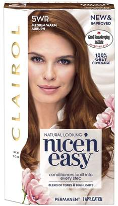 Clairol Nice'n Easy Nice'n Easy Permanent Hair Dye 5WR Medium Warm Auburn