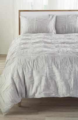 Nordstrom Selene Heathered Duvet Cover