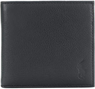Polo Ralph Lauren logo billfold wallet