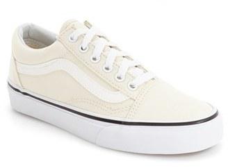 Women's Vans 'Old Skool' Sneaker $54.95 thestylecure.com