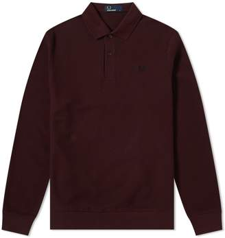 Fred Perry Authentic Honeycomb Polo