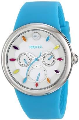 Philip Stein Teslar Fruitz by Unisex F43S-TF-TQ Analog Display Japanese Quartz Blue Watch