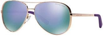 Michael Kors CHELSEA Sunglasses, MK5004 $99 thestylecure.com