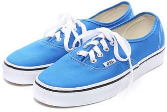 Vans ヴァンズ CHAPTER AUTHENTIC