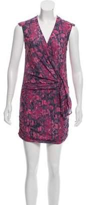 IRO Printed Sleeveless Dress