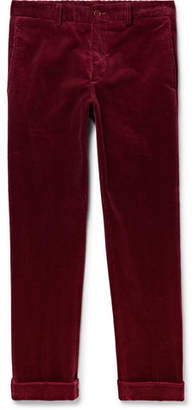 Aspesi Cotton-Corduroy Trousers