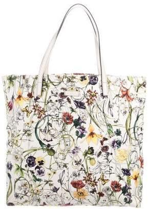 54eb4879 Gucci Floral Bag - ShopStyle