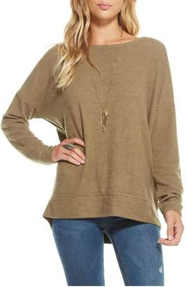 Chaser Lace-Up Pullover