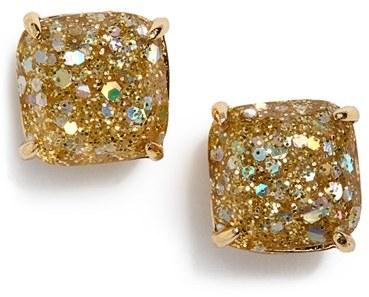 Women's Kate Spade New York Mini Small Square Stud Earrings