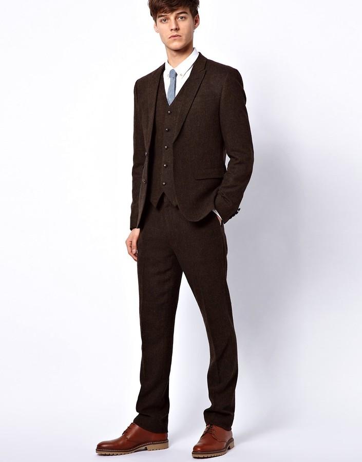 Asos Slim Fit Vest