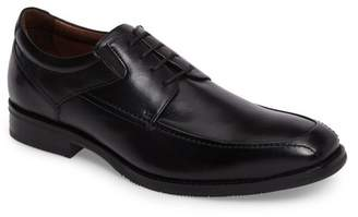 Johnston & Murphy Apron Toe Leather Derby - Wide Width Availible