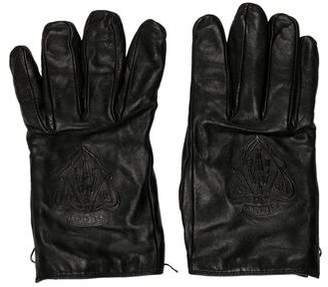 Gucci Hysteria Leather Gloves