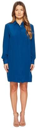 Paul Smith Silk Shirtdress Women's Dress