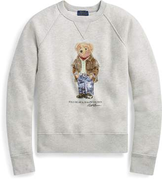 Ralph Lauren Polo Bear Fleece Pullover