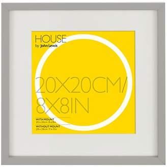 b95913ca399 House by John Lewis Box Photo Frame   Mount