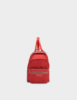 The Cheapest Sale Online Eco Nylon Falabella Go Mini Backpack in Lipstick Eco Leather Stella McCartney Online Cheap Free Shipping Recommend Free Shipping Discounts Safe Payment wtm787rXI
