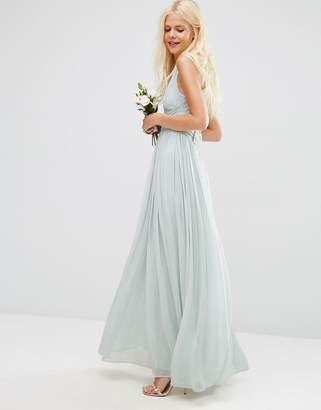 ASOS WEDDING Hollywood Maxi Dress $106 thestylecure.com