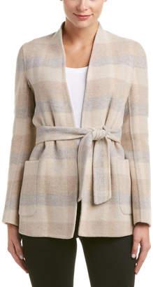 Max Mara Wool-Blend Coat