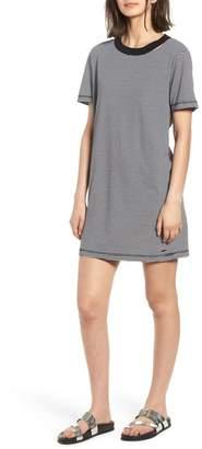 Philanthropy Azul Ringer Stripe T-Shirt Dress