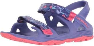 Merrell G Hydro Drift Sport Sandals, Grey/Multi