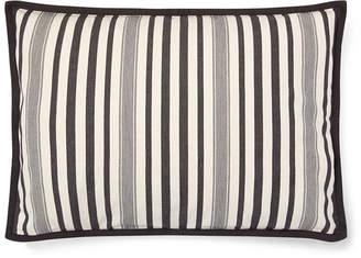 """Lauren Ralph Lauren Taylor Ticking 16"""" x 24"""" Decorative Pillow Bedding"""