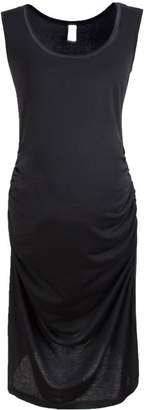Bobbycool Sexy Temperament T-Shirt Maternity Skirt Sleeveless Dress