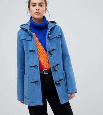 Gloverall Exclusive Slim Mid Length Duffle Coat