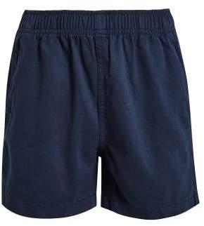 Boys Navy Rugby Shorts (3-16yrs) - Blue