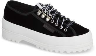 Superga x Alexa Chung 2748 Veltvalpinaw Lugged Platform Sneaker