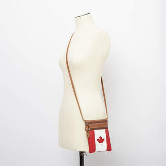 Roots Hanging Pouch Canada Tribe