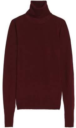 Chalayan Sliced Merino Wool Turtleneck Sweater