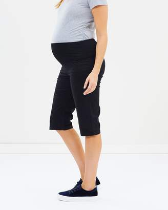 74822520838f1 Maternity Cropped Pants - ShopStyle Australia
