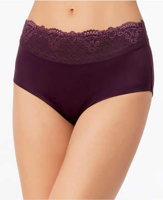 Bali Women Passion For Comfort Lace-Waist Brief DFPC61