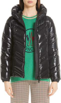 a5f8ccfee092a Moncler Fuligule Guibbotto Hooded Puffer Coat