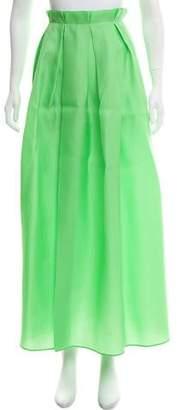 Roksanda Silk Maxi Skirt