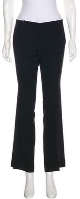 Gucci Low-Rise Flared Pants